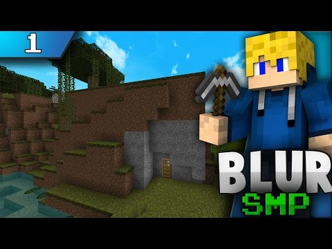Minecraft Blur SMP Episode 1: The Beginning!