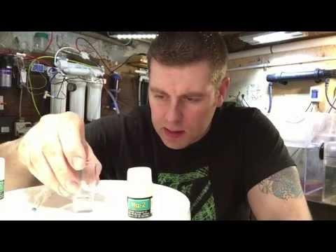 Magnesium Testing Using Salifert Test Kit The Simply Way