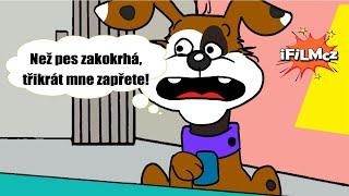 #32 PES je pes! Páníčkem je ministr zdravotnictví! Kdo hledá na PSA hůl, najde ji!