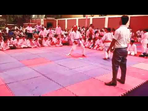 Gurung Karate Academy-regd Student Rakshit win Silver 🏅 North Indian Shotokan Championship