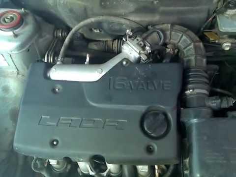 Стук в двигатели ваз 2110 16 кл!.mp4