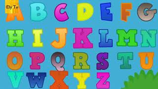 Learn ABC simple song ABC learning video for kids