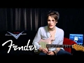 Capture de la vidéo Catching Up With Tyler Bryant | Fender