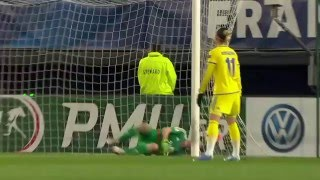 Women's Euro-2017 qualification. France - Ukraine [low quality] (11/04/2016)