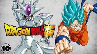 Top 10 Dragon Ball Super Fan Theories - Part 2