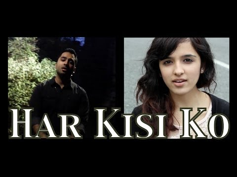 Har Kisi Ko - Boss (Arijit Singh, Neeti Mohan) | Cover by Shirley Setia ft. The Gunsmith