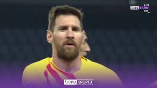 Messi accepts defeat as Barca suffer earliest exit since 2007 vs PSG   UCL 20/21 Moments