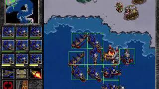 Warcraft2 Атака на ЗулДар миссия 04 за альянс часть 2