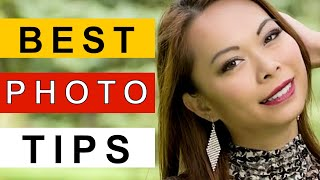 Outdoor Portraits Tutorial | How to use natural light and fill flash dslr digital photography