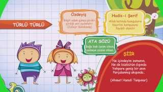 Diyanet Çocuk Takvimi 12.02.2014   Diyanet TV 2017 Video