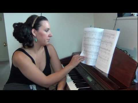 TUTORIAL: Beethoven's Moonlight Sonata no.14 op.27/2 - on the PIANO