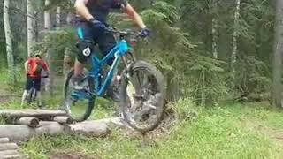 Mountain bike Pedal Break VP Harrier