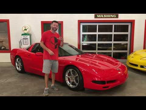 1998-modded-chevrolet-corvette,-hci,-6-speed,-low-59k-miles