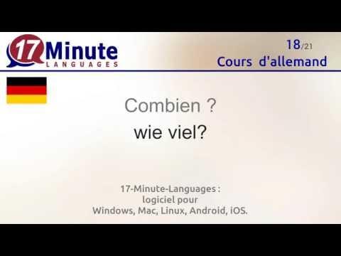 Apprenez Donc Les Mots Les Plus Importants En Allemand