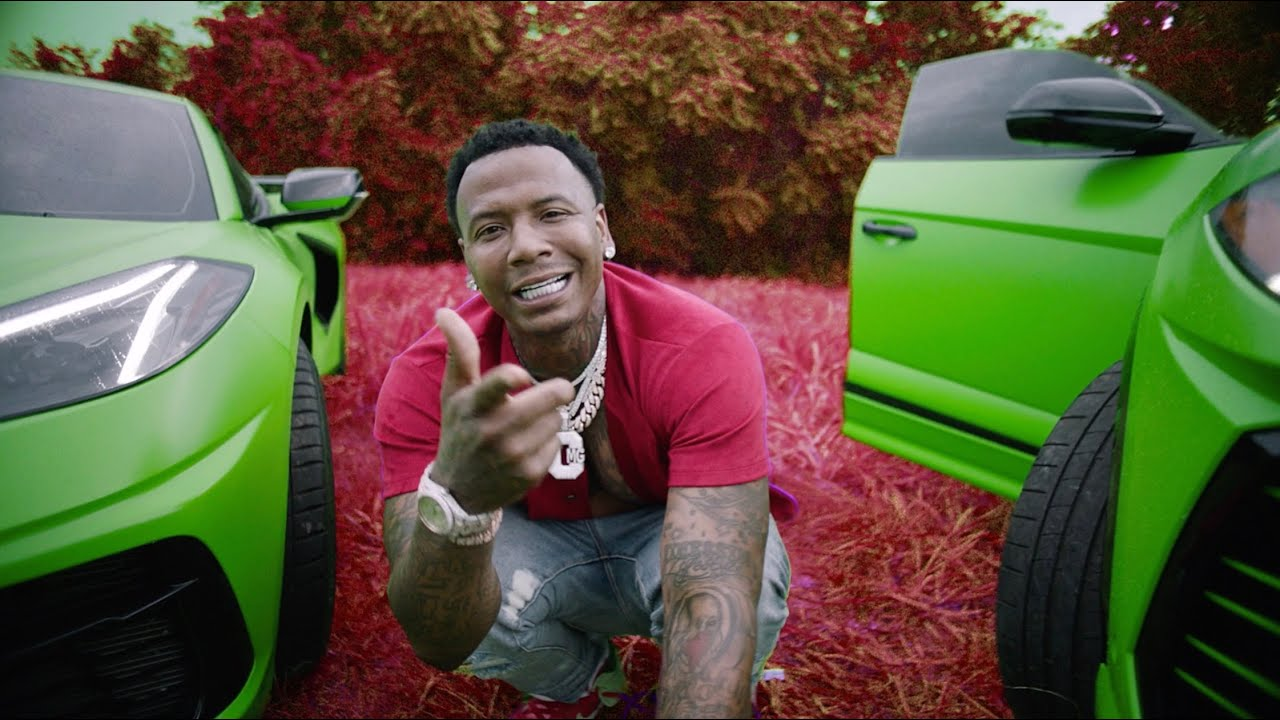 "Moneybagg Yo Releases The Official Video To ""Said Sum"""