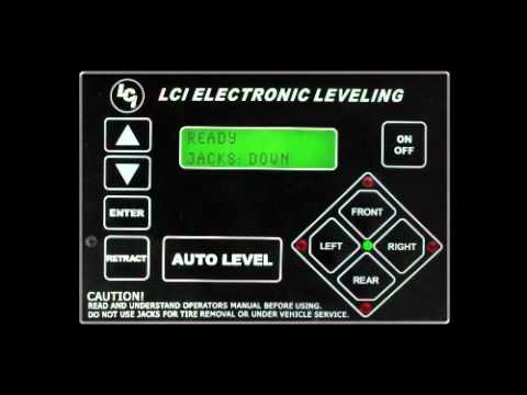 Lippert Leveling System