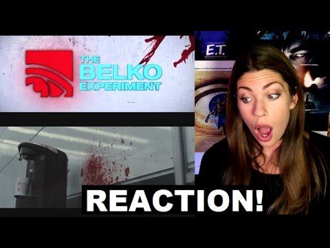 The Belko Experiment - Official Trailer - REACTION!!