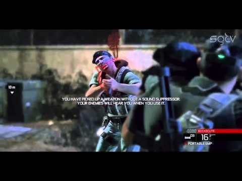 Splinter Cell история серии  часть 4