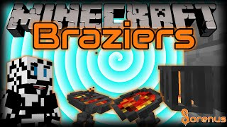Minecraft | BRAZIER MOD | Sorenus Mods 202