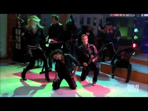 Start Me Up - Livin' On A Prayer - Glee Cast Version