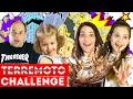 TERREMOTO CHALLENGE 24 HORAS | **DESTROZAMOS LA CASA** | Yippee Family
