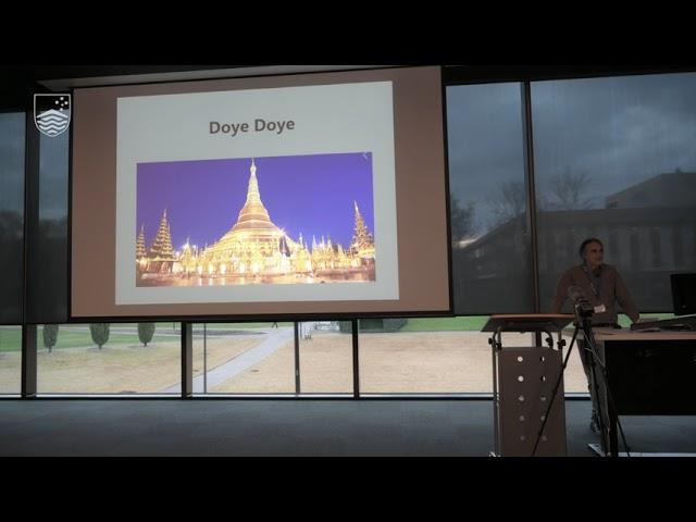'Doye' (interpretation of the 1988 Burma democracy uprising and its violent military suppression)