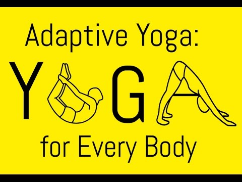 Adaptive Yoga for Neurological Conditions- Strengthening Series