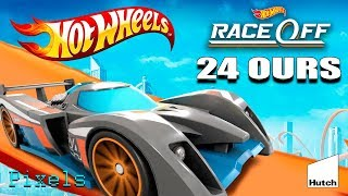 Hot Wheels Race Off - 24 Ours Supercharged Unlocked
