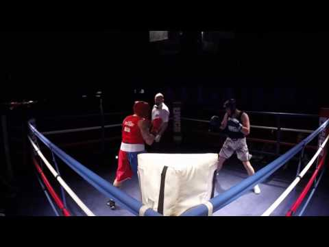 Ultra White Collar Boxing Ipswich | Lee Sparrow VS Louis Jarrold