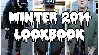 Winter 2014 Lookbook | Three Outfits Thumbnail