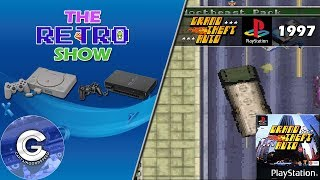 The Retro Show | Grand Theft Auto | PlayStation 1 | I DON