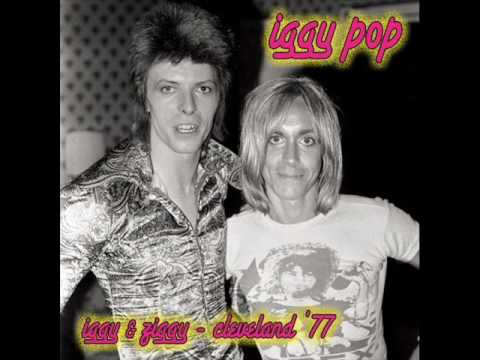 Iggy Pop  China Girl originale  1977