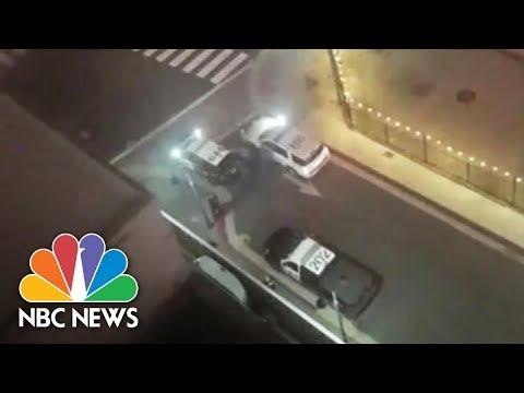 Amateur Video Captures Sound Of Reno Nevada Gunfire | NBC News
