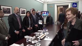 الرزاز يستعرض في واشنطن التحدياتِ الاقتصاديةَ - (11-1-2019)