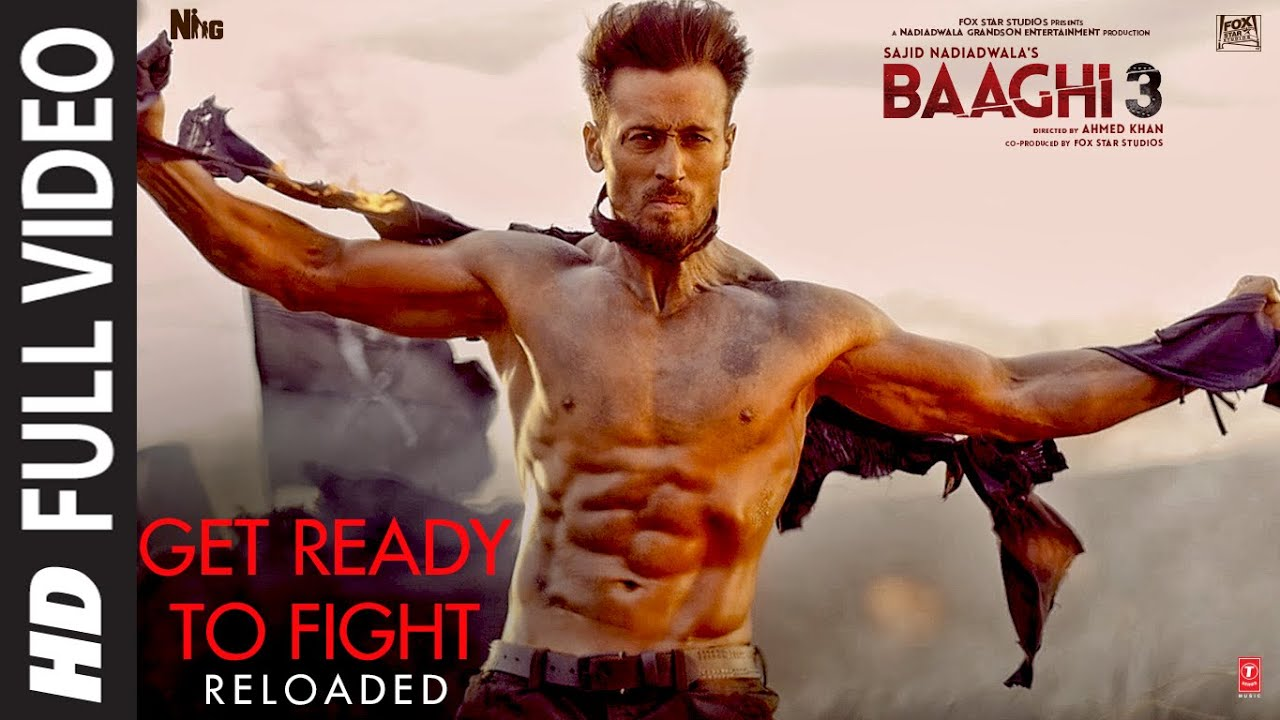 Download Full Video: Get Ready to Fight Reloaded | Baaghi 3 | Tiger S, Shraddha K| Pranaay, Siddharth Basrur