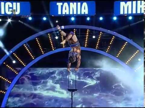 Moldova Are Talent Semifinala 1 - Anatol Jornea 13.12.13