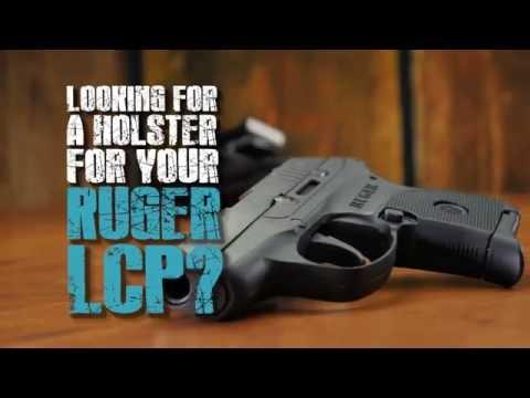 Vedder LightTuck - Ruger LCP - Best Concealed Carry Holster