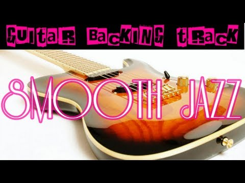 Smooth Jazz Guitar Backing Track (Em/Am) | 84 bpm - MegaBackingTracks