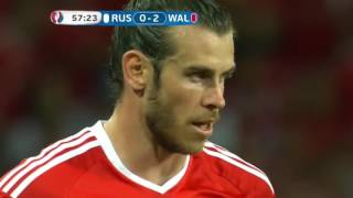 Россия   Уэльс 0 3 Все голы в хорошем качестве