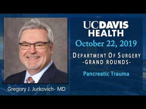 Pancreatic Trauma - Gregory J. Jurkovich, MD