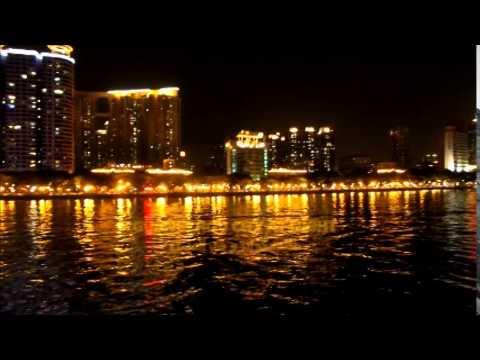 GUILIN & GUANGZHOU AT NIGHT مدينة جويلين ... و مدينة كوانجو ..في المساء