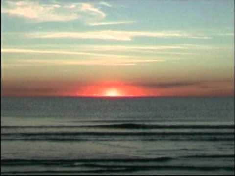 Il sorgere del sole sulla spiaggia di cervia youtube - Bagno i figli del sole cervia ...