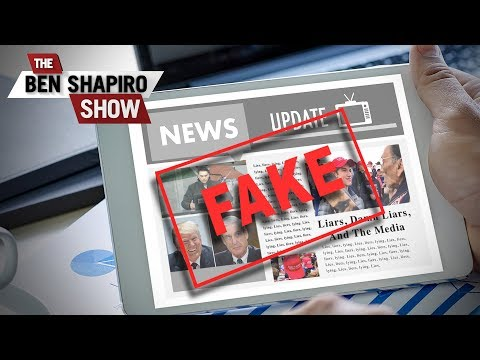 Liars, Damn Liars, And The Media | The Ben Shapiro Show Ep. 699
