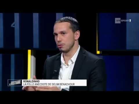 L'anecdote incroyable de Selim Benachour sur Ronaldinho au PSG !