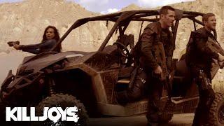 KILLJOYS  Official Trailer  SYFY