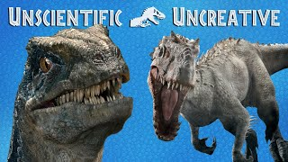 Jurassic World's Disregard for Science Stifles Creativity