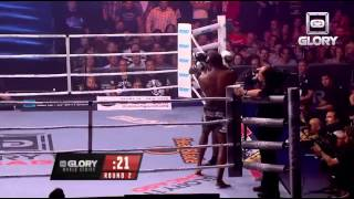 GLORY 11 Chicago: Errol Zimmerman vs Hesdy Gerges