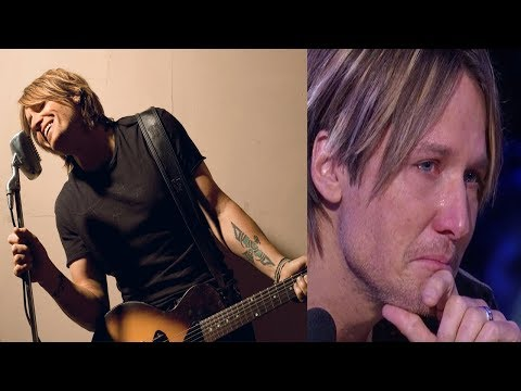 Keith Urban Reveals What Makes Him Cry Once A Month