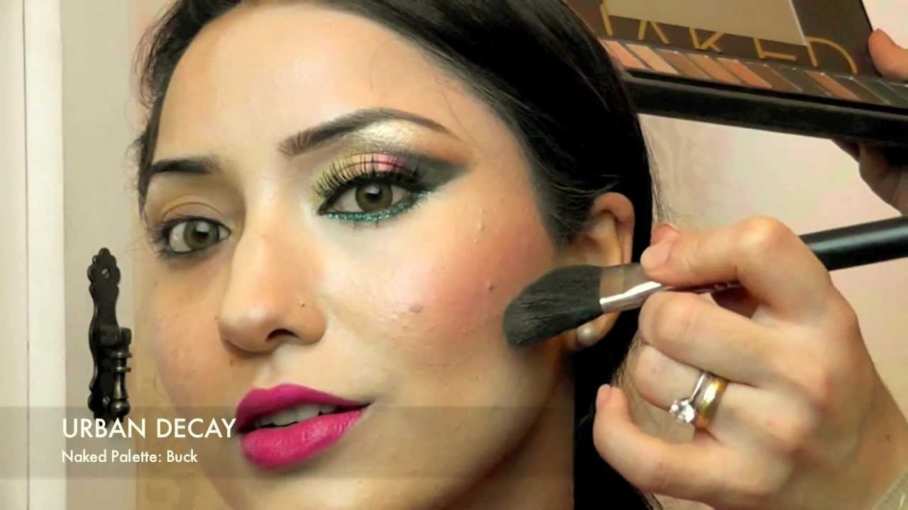 Applying Your Own Wedding Makeup : Asian Bridal Makeup: Do Your Own Bridal Makeup - YouTube