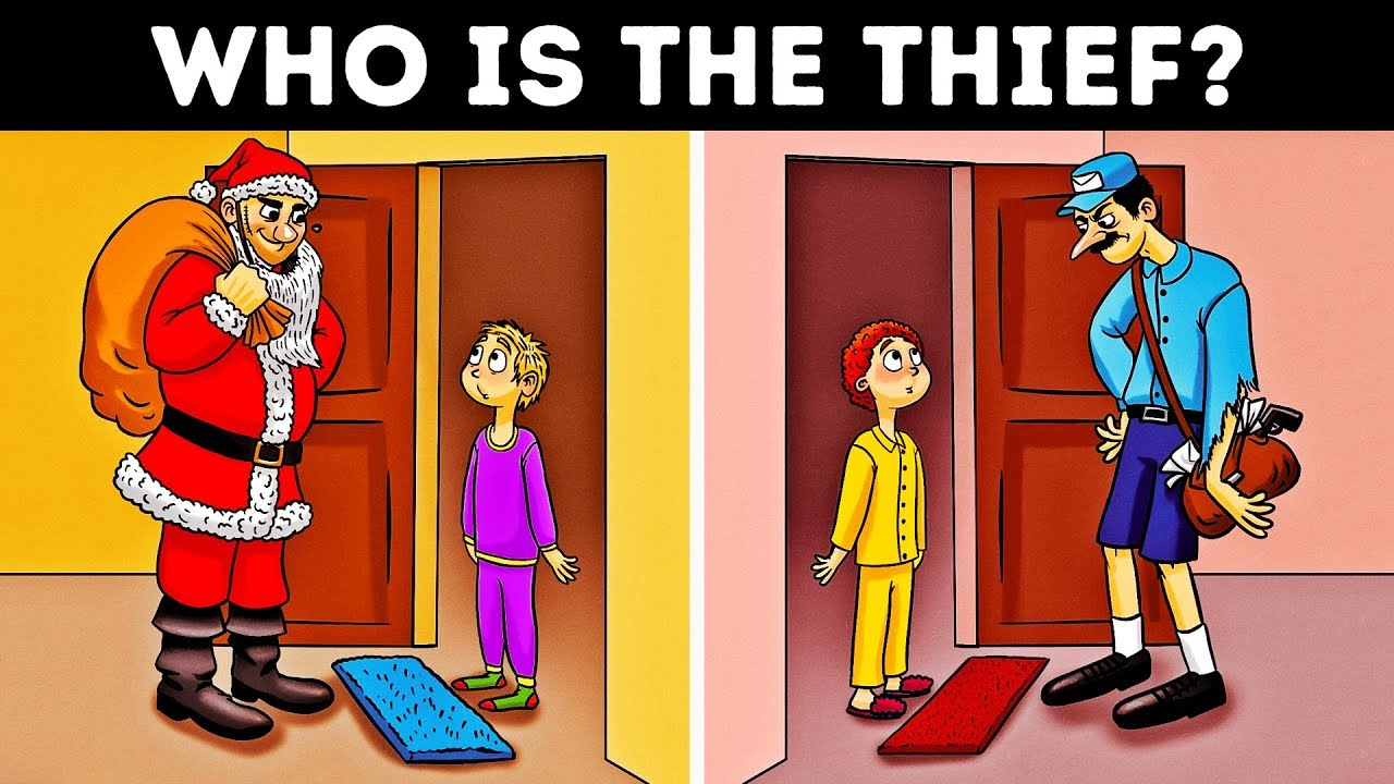 14 Daring Riddles For Daring Minds Only - videoparticular com